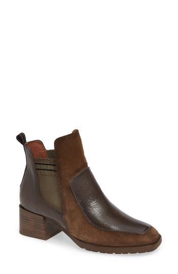 Hispanitas Paisley Boot - Green