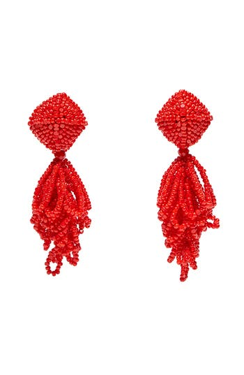 Sachin & Babi NOIR MINI LULU DROP EARRINGS