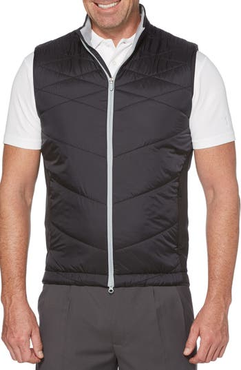 Callaway X Puffer Vest, Black