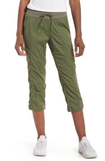 The North Face Aphrodite 2.0 Capri Pants, Green
