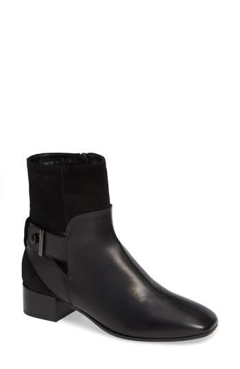 Aquatalia Lilly Weatherproof Boot, Black