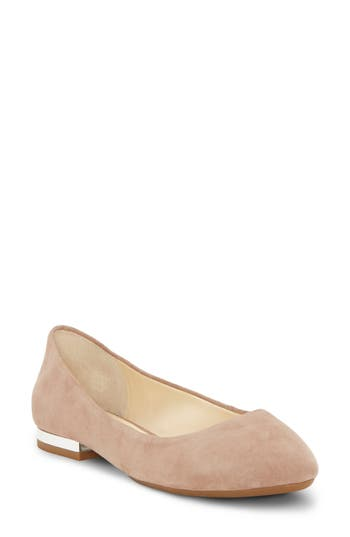 Jessica Simpson Ginly Ballet Flat, Brown