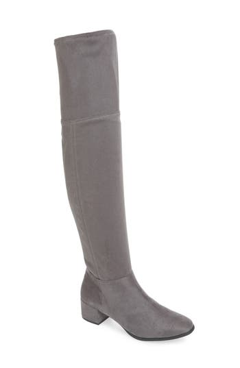 Chinese Laundry Felix Over The Knee Boot, Grey