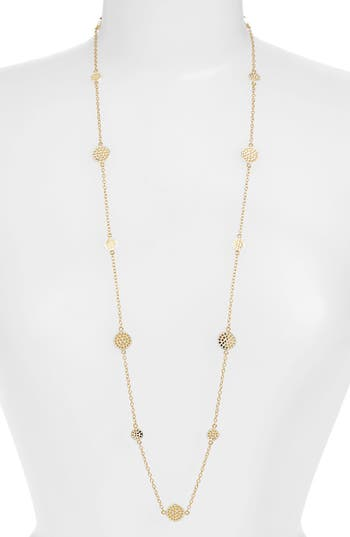 Women's Anna Beck 'Gili' Long Station Necklace (Nordstrom Exclusive)
