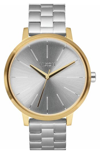 Women's Nixon 'The Kensington' Bracelet Watch, 37Mm