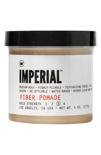 Imperial Barber Grade Products™ Fiber Pomade, Size