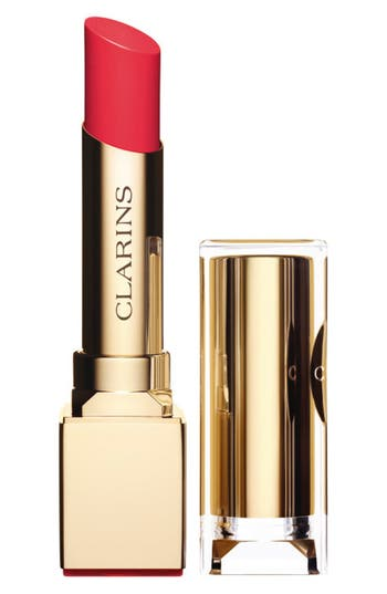 Clarins 'Rouge Eclat' Lipstick, Size 0.1 oz - 23 Hot Rose