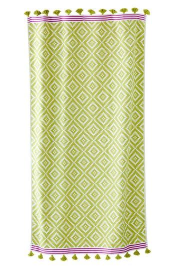 John Robshaw 'Alabat' Beach Towel, Size One Size - Green