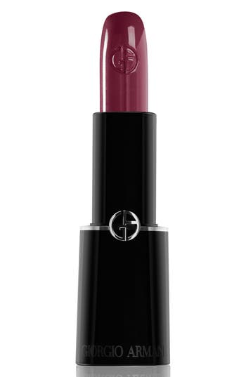 Giorgio Armani Rouge Sheer Lipstick - 600