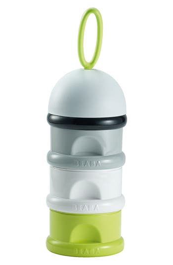 Infant Beaba Formula & Snack Container, Size One Size - Green