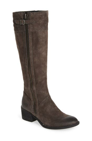 B?rn Poly Riding Boot, Regular Calf- Grey