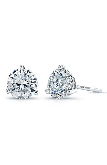 Women's Bony Levy Diamond Stud Earrings (Nordstrom Exclusive)