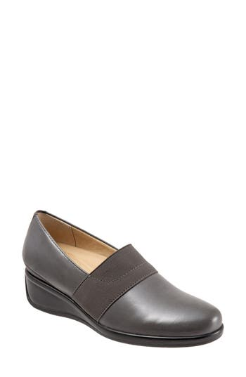 Women's Trotters 'Marley' Slip-On Wedge Pump