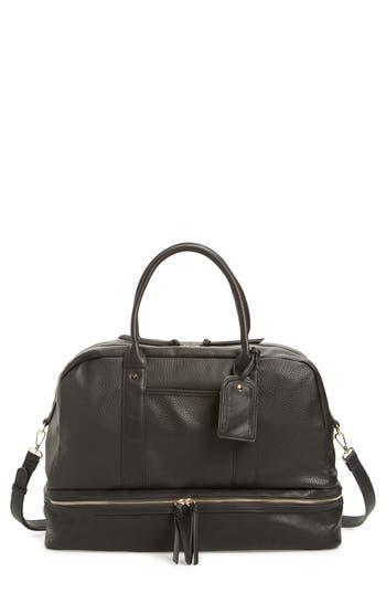 Sole Society Mason Weekend Bag - Black