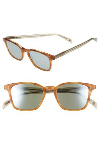 Men's Salt Murdock 51Mm Polarized Sunglasses -