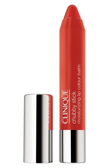 Clinique 'Chubby Stick' Moisturizing Lip Color Balm - Oversized Orange