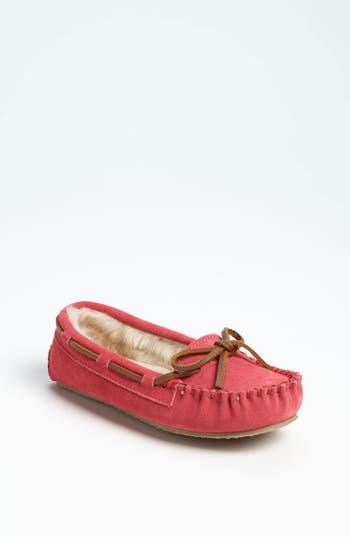 Girl's Minnetonka 'Cassie' Slipper