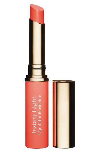 Clarins 'Instant Light' Lip Balm Perfector, Size 0.06 oz - 04-Orange