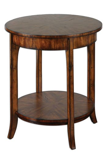 Uttermost  Carmel  Distressed Wood End Table. Distressed Home Furniture   Nordstrom