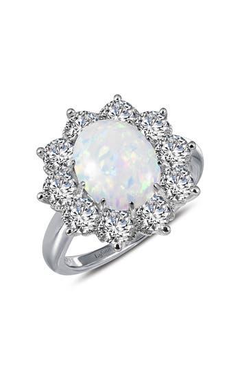 Women's Lafonn Classic Halo Ring