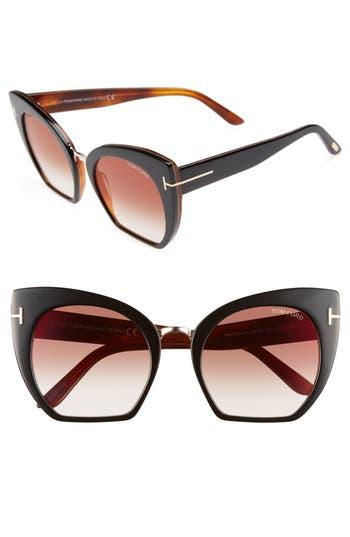 Tom Ford Samantha 55Mm Sunglasses -