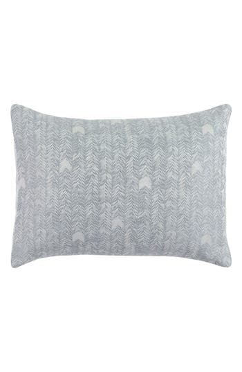 Villa Home Collection Sham, Size King - Blue