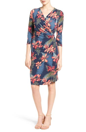 Women's Tommy Bahama Sacred Groves Faux Wrap Dress