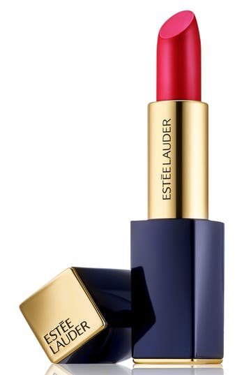 Estee Lauder Pure Color Envy Hi-Lustre Light Sculpting Lipstick - Lava