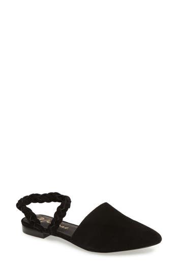 Matisse Braided Strap Flat