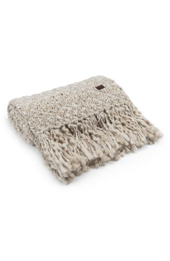 Ugg Cloud Solid Throw, Size One Size - Beige