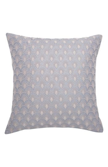 Ted Baker London Fan Embroidered Pillow