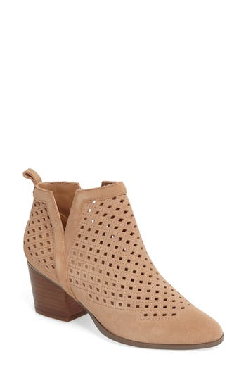 Sole Society Barcelona Bootie- Brown