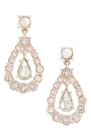 Women's St. John Collection Swarovski Crystal Drop Earrings