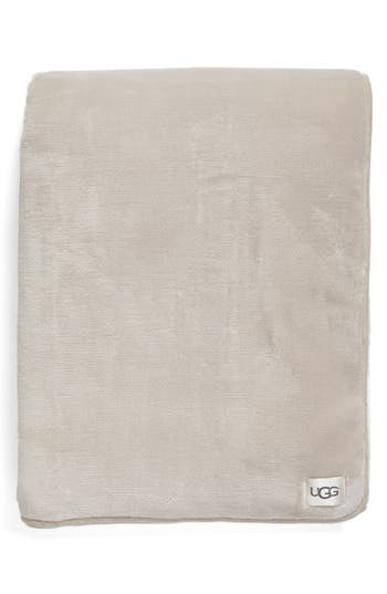 Ugg Xl Duffield Spa Throw, Size One Size - Beige