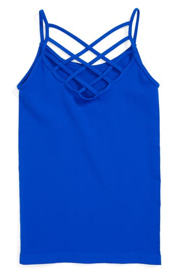 Girl's Suzette Collection Strappy Tank
