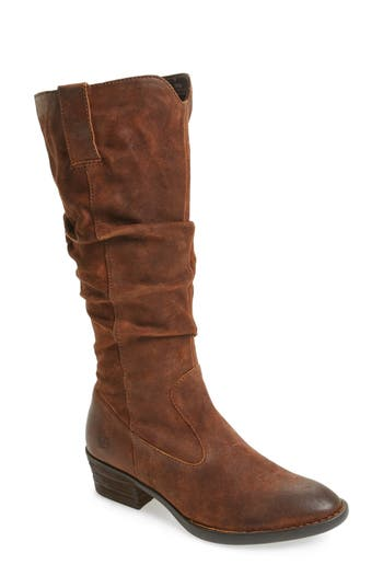 B?rn Barren Boot, Brown
