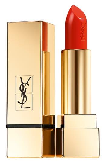 Yves Saint Laurent Rouge Pur Couture Lip Color - 13 Le Orange