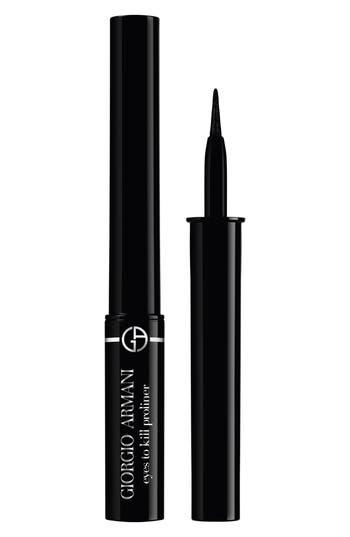 Giorgio Armani Eyes To Kill Proliner Eyeliner - 1 Obsidian Black