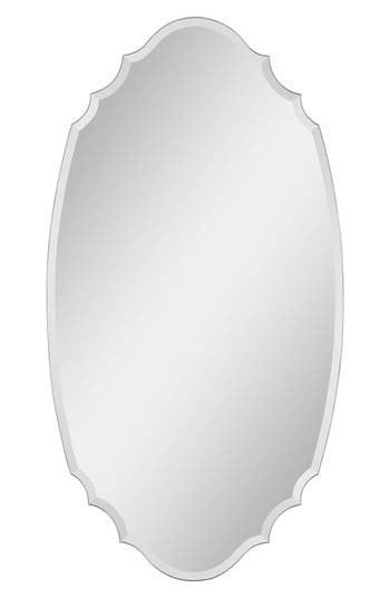 Renwil Tristan Mirror, Size One Size - White