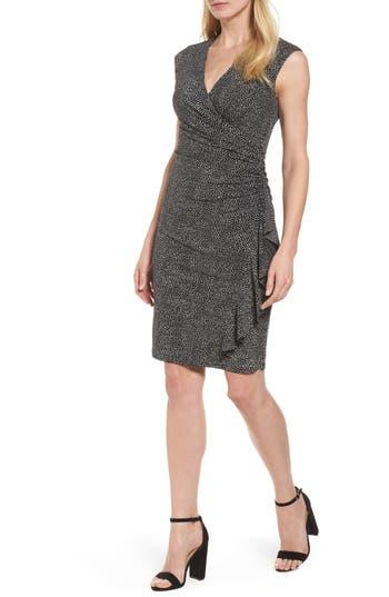 Women's Anne Klein Faux Wrap Dress