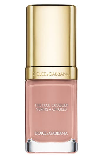 Dolce & gabbana Beauty 'The Nail Lacquer' Liquid Nail Lacquer - Honey 110