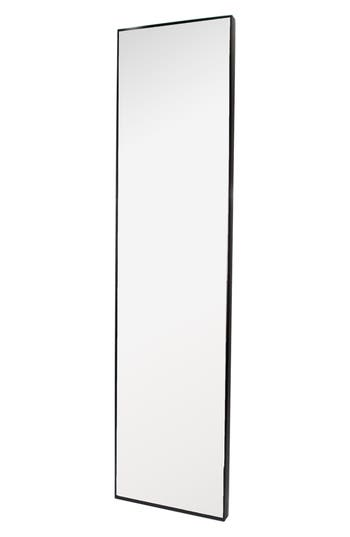 Crystal Art Gallery Wood Wall Mirror, Size One Size - Brown