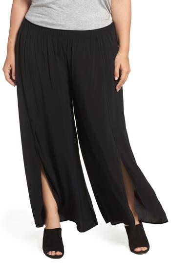 Plus Size Women's Tart Nima Front Slit Pants