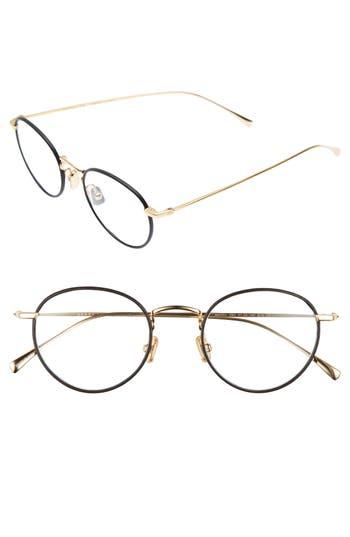 Derek Lam 47Mm Optical Glasses - Black