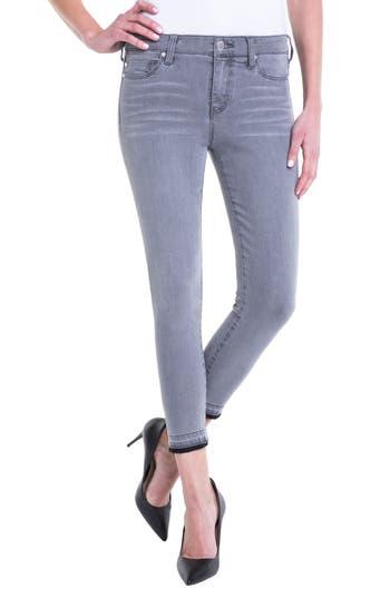 Avery Release Hem Crop Jeans