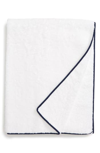 Matouk Cairo Spa Towel, Size One Size - Blue