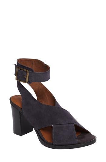Women's Bella Vita Lil Ankle Wrap Sandal, Size 6 N - Grey