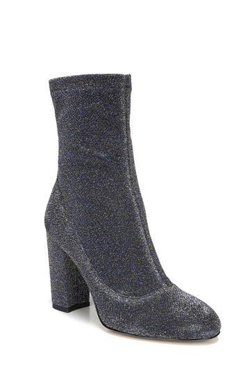 Sam Edelman Calexa Sock Bootie, Blue
