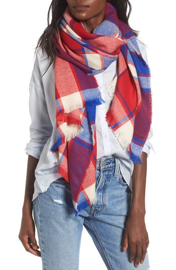 Women's Bp. Plaid Scarf