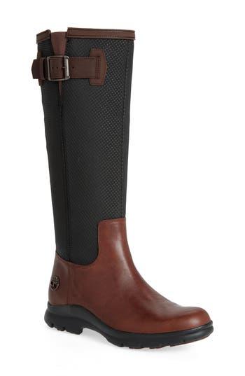 Timberland Turain Tall Waterproof Boot, Brown